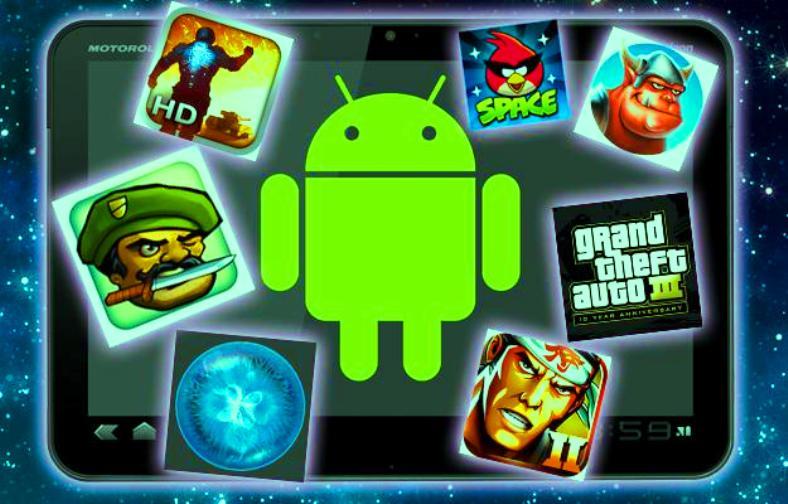 Скачать игры на андроид для планшета